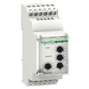 rmjamw zelio control реле контроля тока schneider electric  rm35ja31mw zelio control реле контроля тока schneider electric